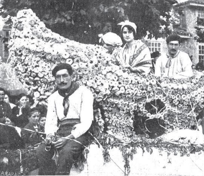 1920. Almadreña - Ildefoso Vallejo