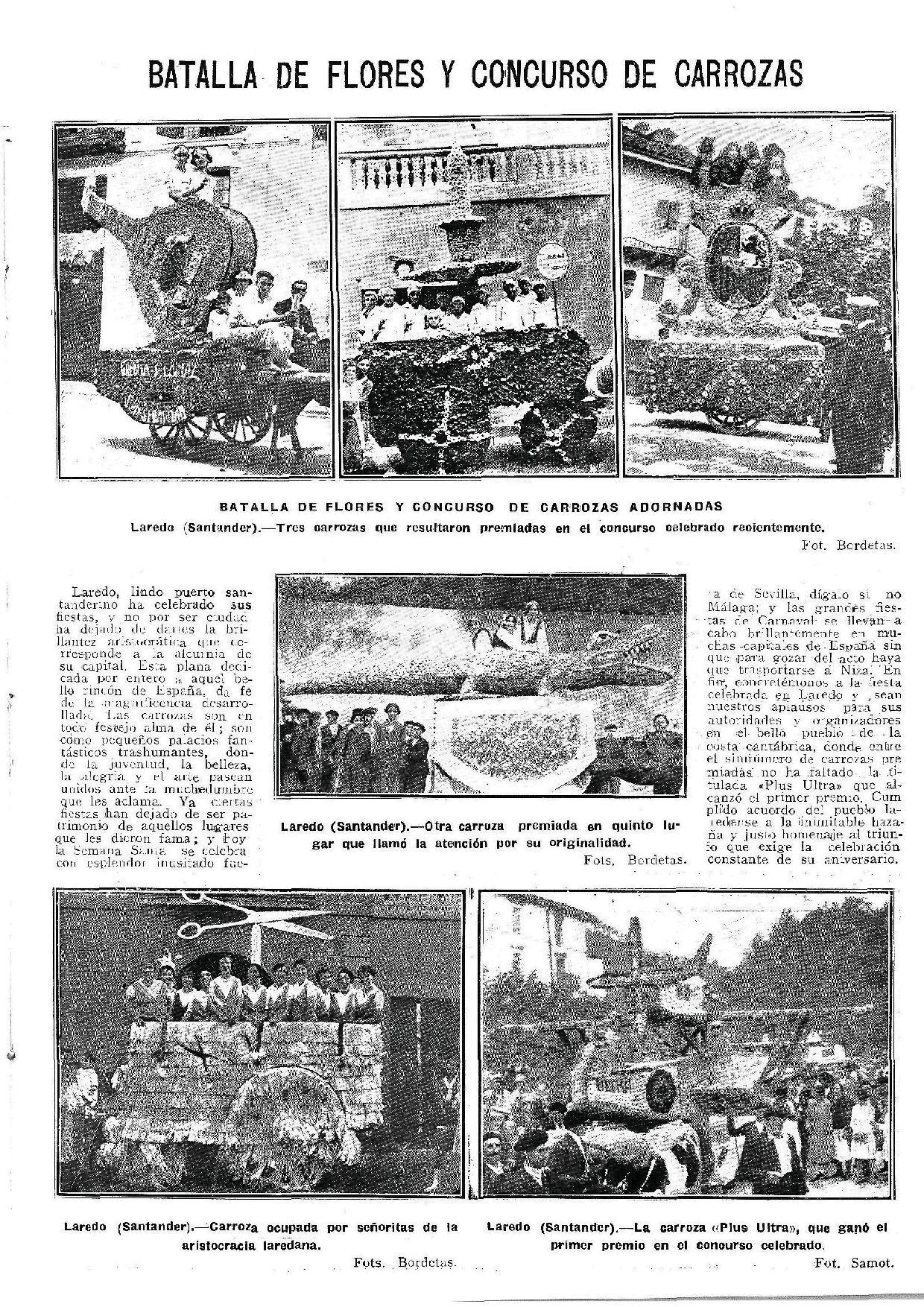 La Unión Ilustrada 17/09/1926