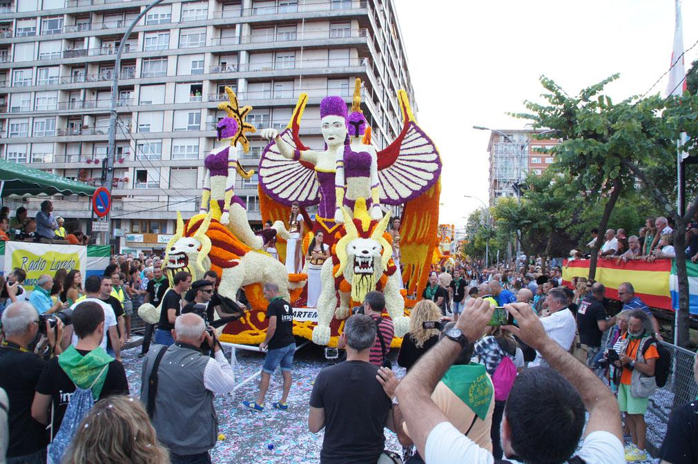 Artemis - El Cantu, 5º premio