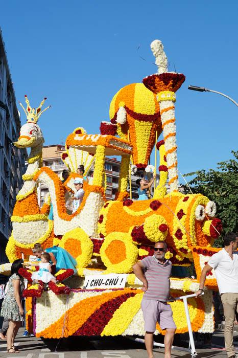 ¡Chu-chú! - Asoc. de Carrocistas y festejos de Laredo, 8º premio