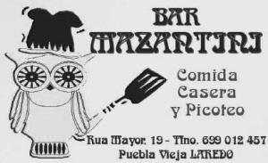 Bar Mazantini