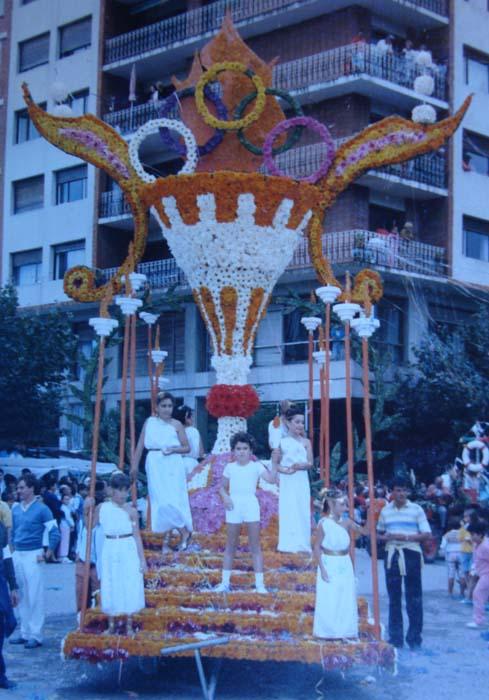 1986-Barcelona 92- Remigio Herboso-4º premio