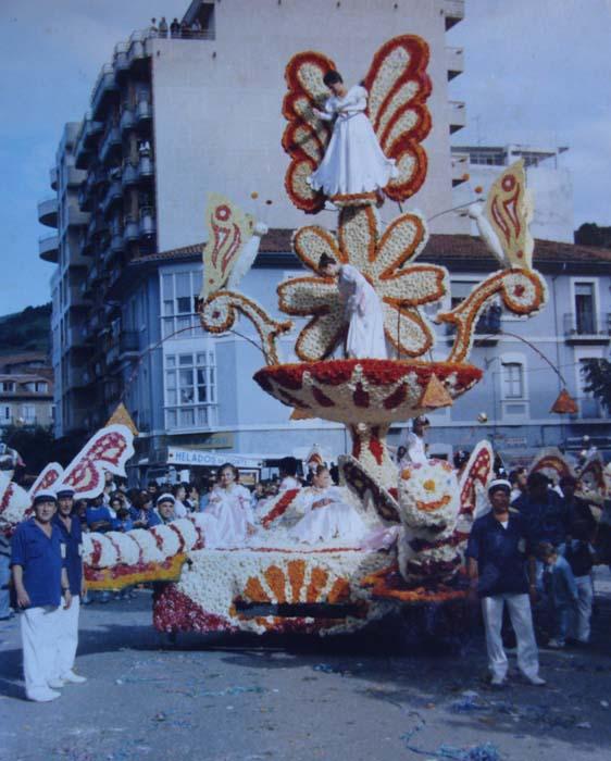 1986-Primaveral-Los Pejinos-3º premio