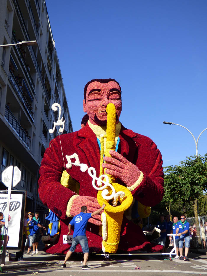 Almas de Jazz - Come Golayu, 3º premio